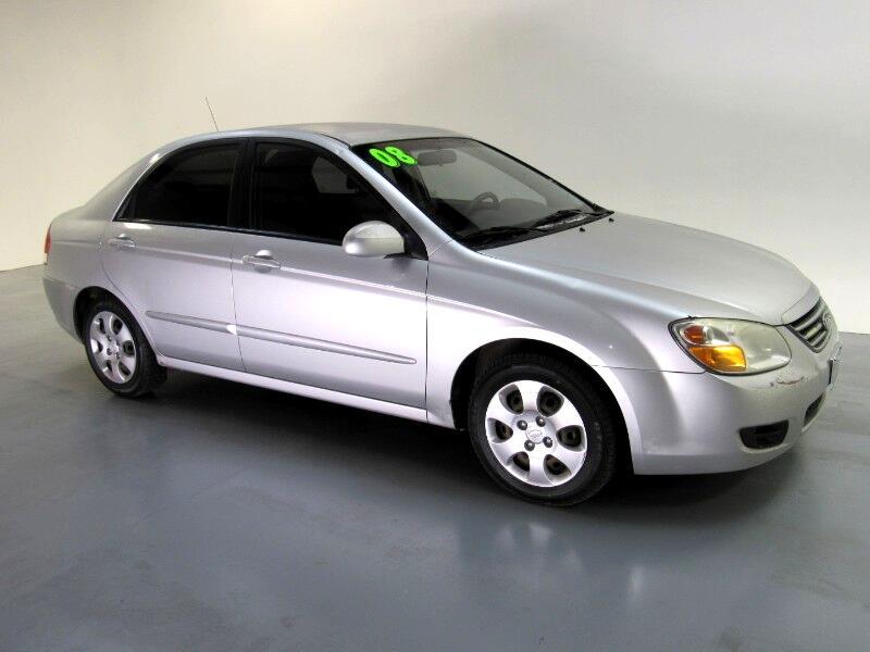 2008 Kia Spectra EX