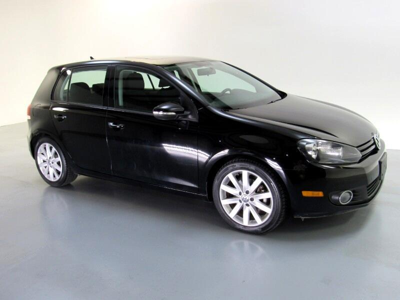 2011 Volkswagen Golf 2.0L 4-Door TDI