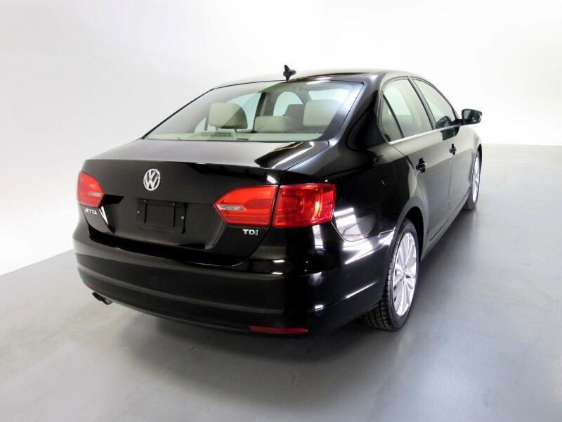2013 Volkswagen Jetta TDi