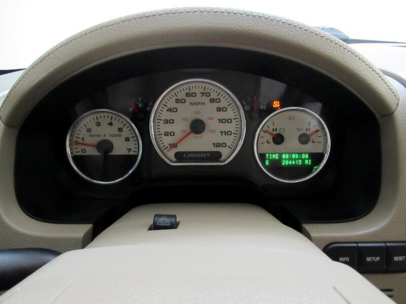 2004 Ford F-150 Lariat SuperCrew 4WD