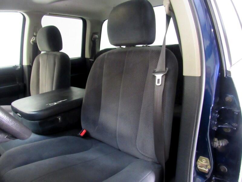 2003 Dodge Ram 1500 SLT Quad Cab Short Bed 4WD