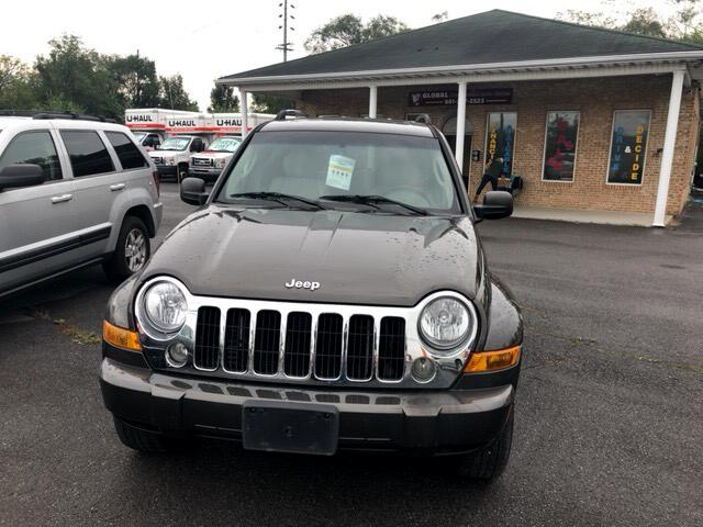 2006 Jeep Liberty 2WD 4dr Limited