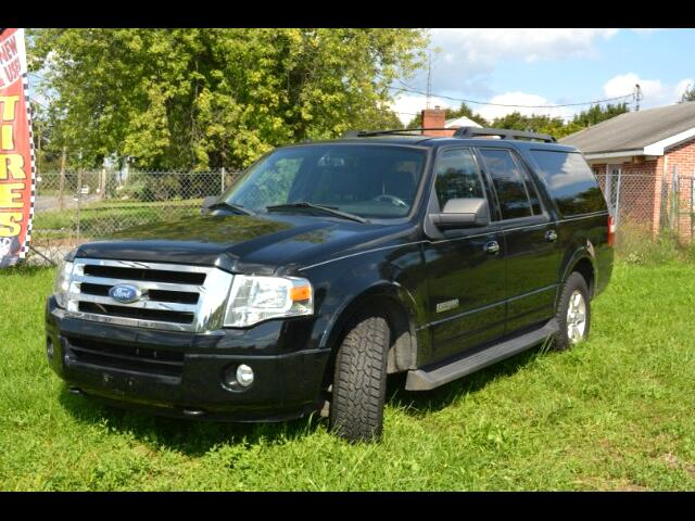 2008 Ford Expedition EL XLT 4WD
