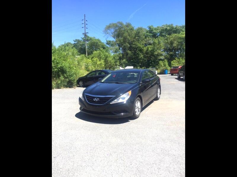 2012 Hyundai Sonata 4dr Sdn 2.4L Auto GLS *Ltd Avail*