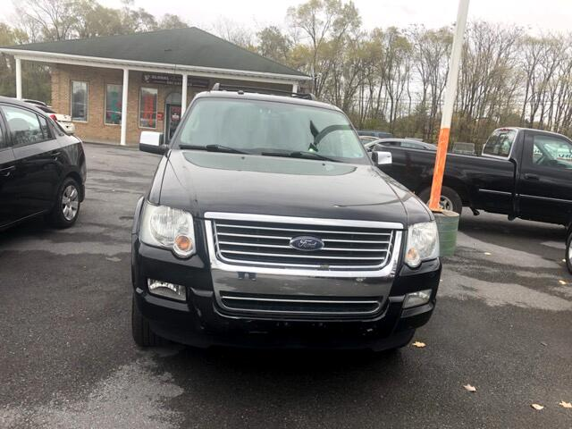 Ford Explorer Limited 4.0L 4WD 2007