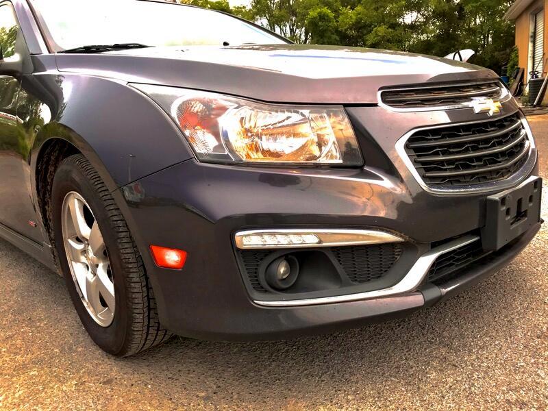 Chevrolet Cruze 1LT Auto 2015