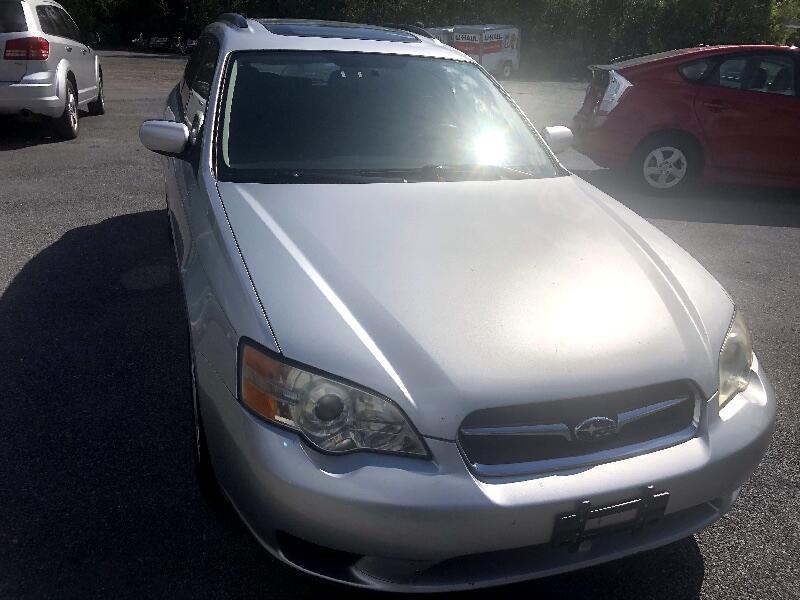 Subaru Legacy Wagon 2.5 I Special Edition 2007