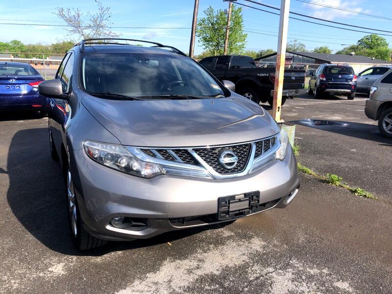 Nissan Murano LE 2012
