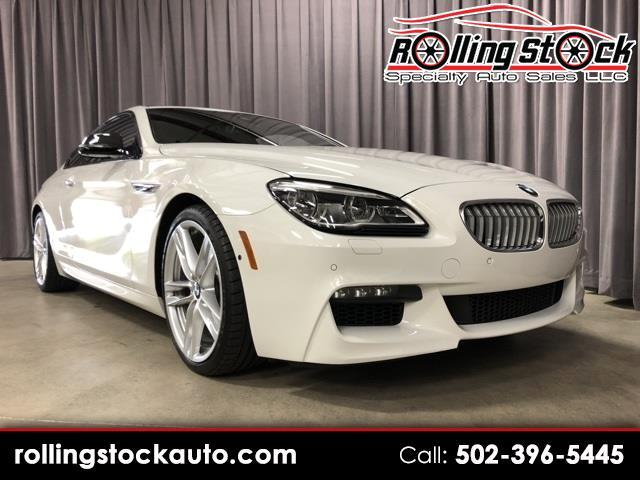 2016 BMW 6-Series 650i Coupe