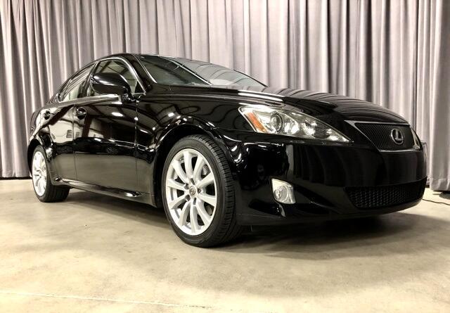 2007 Lexus IS IS 250 6-Speed Manual