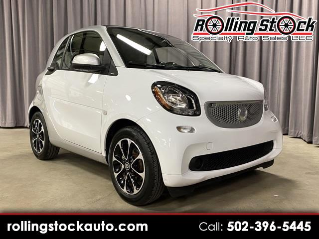 smart Fortwo passion coupe 2016