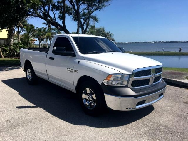 2018 RAM 1500 Tradesman Regular Cab LWB 2WD