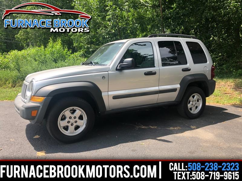 Jeep Liberty Sport 4WD 2006