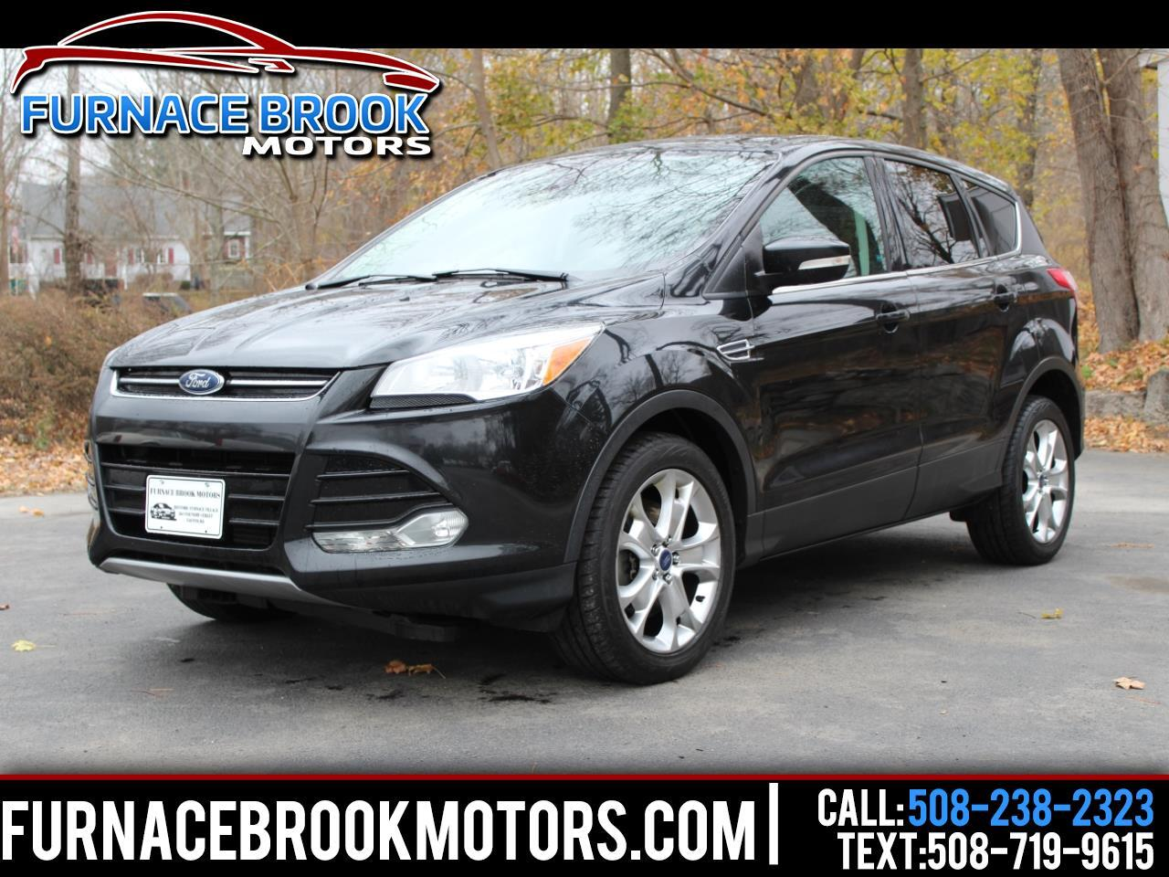 Ford Escape 4dr 2.3L XLT 4WD 2013