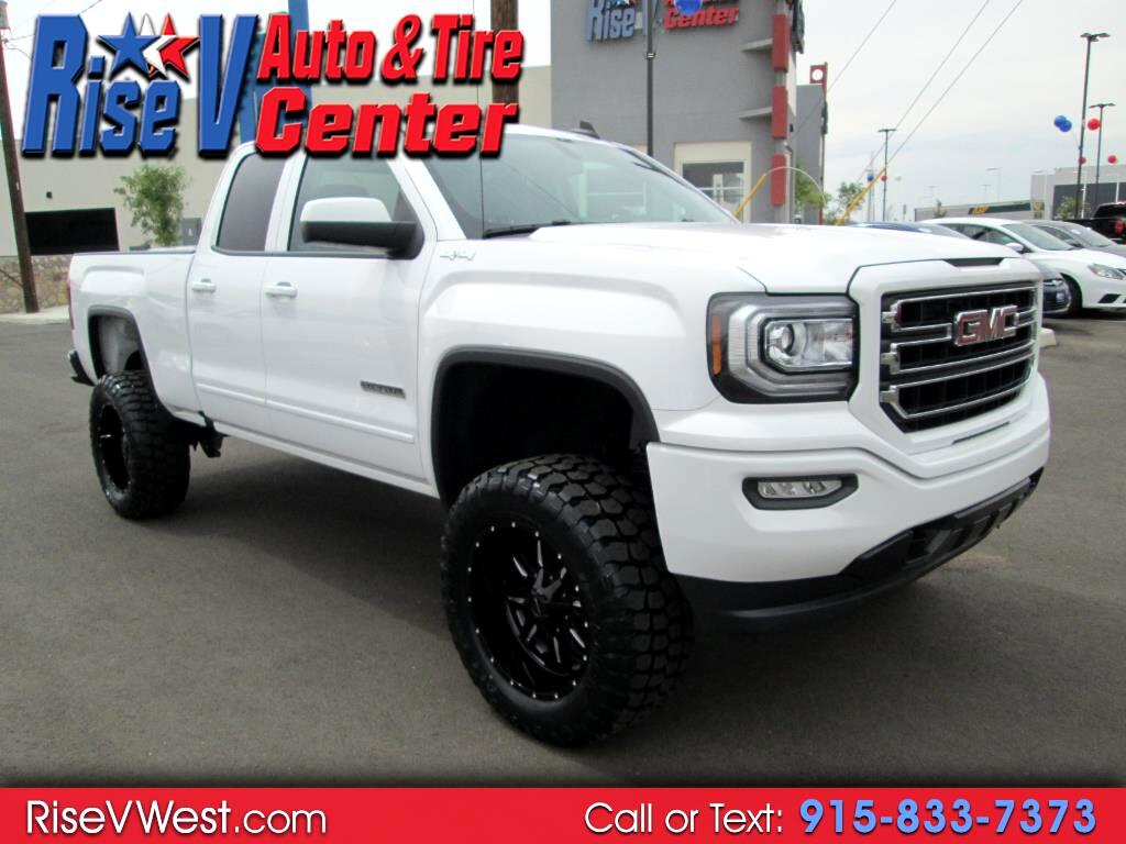 2016 GMC Sierra 1500 4WD Ext Cab Elevation