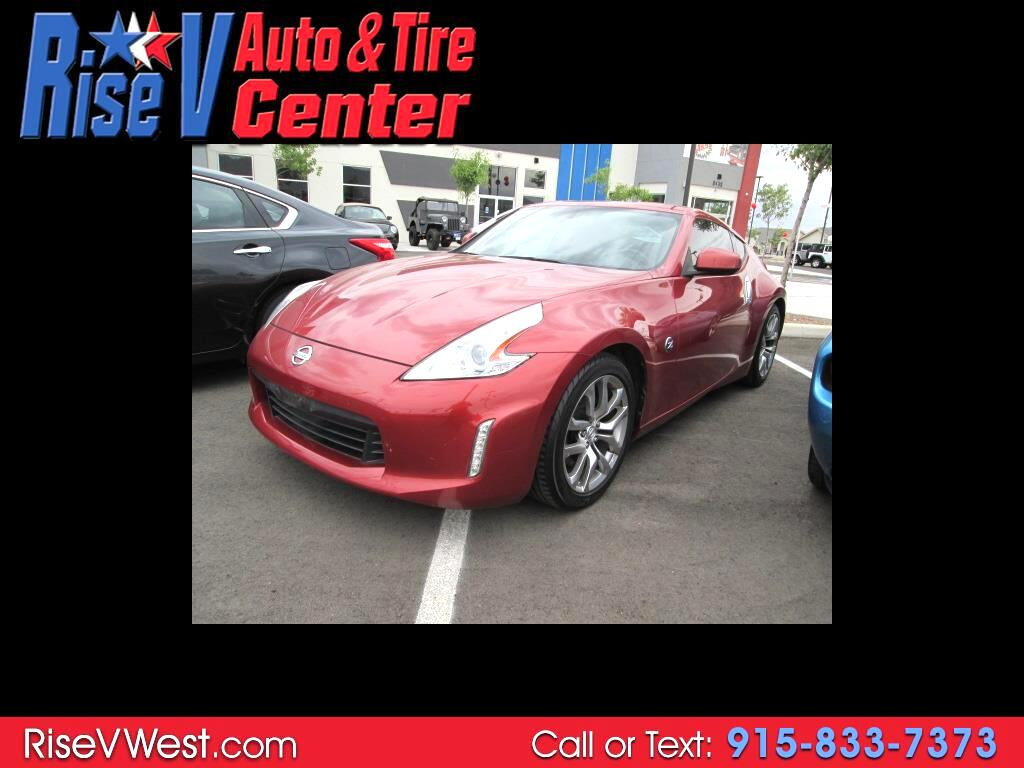 2013 Nissan 370Z Touring Manual