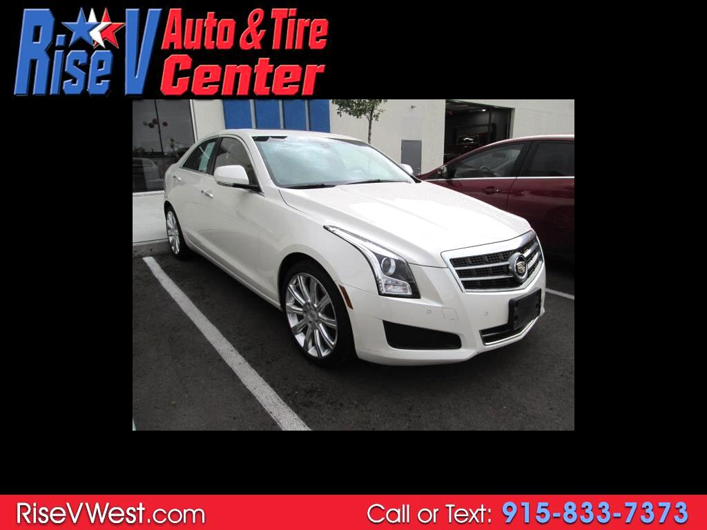 2014 Cadillac ATS 4dr Sdn 2.0L Luxury RWD