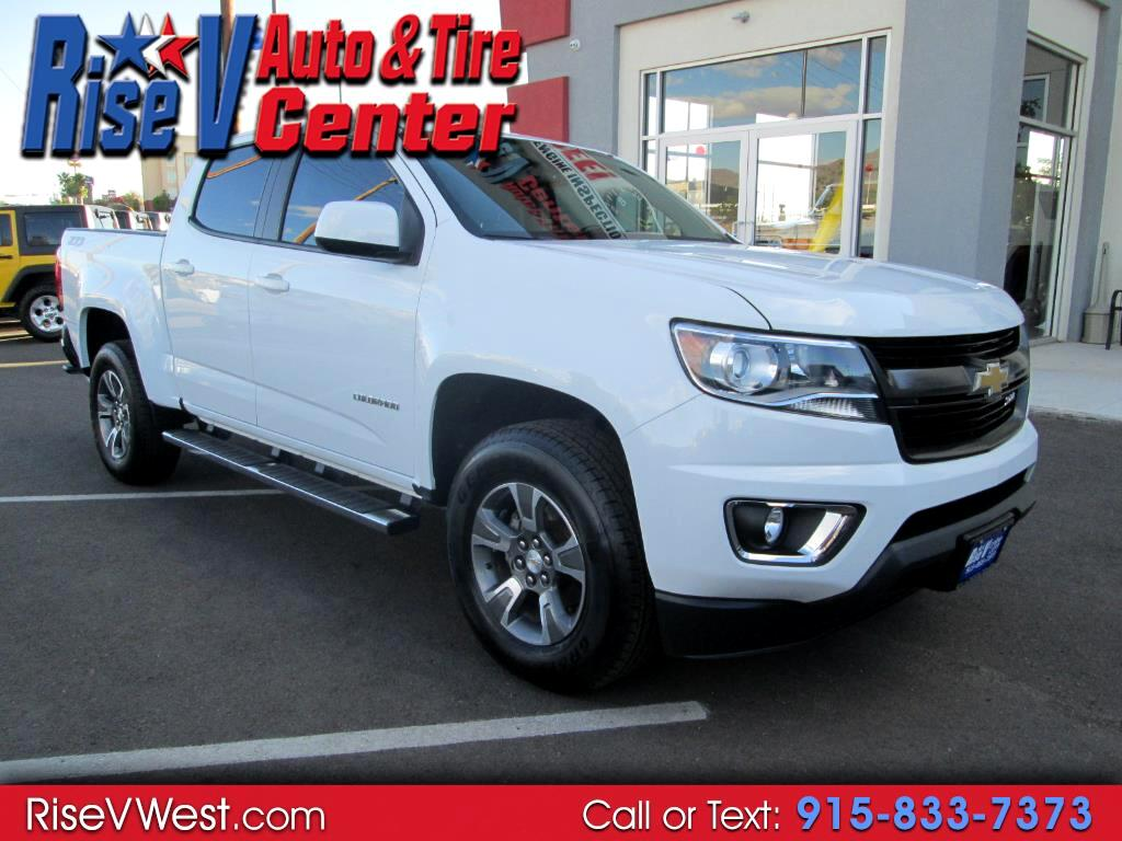 "2015 Chevrolet Colorado 2WD Crew Cab 128.3"" Z71"