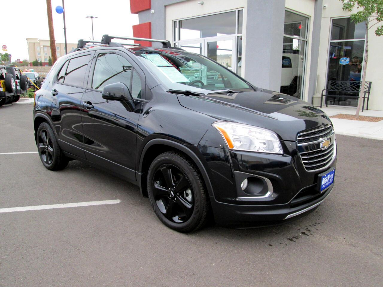 2016 Chevrolet Trax FWD 4dr LTZ