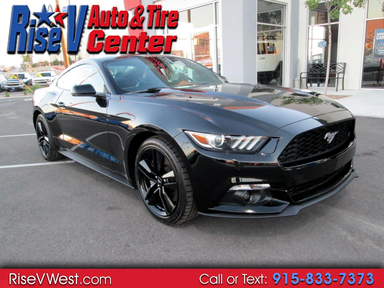 2015 Ford Mustang 2dr FastBack Premium Performance Pkge
