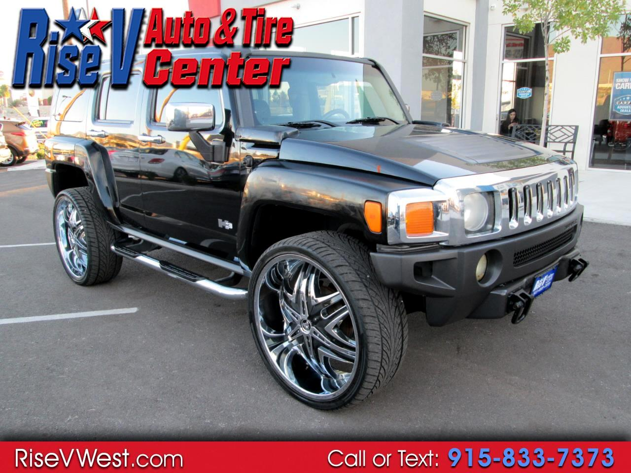 2006 HUMMER H3 4dr 4WD Luxury