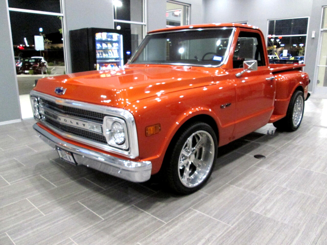 1970 Chevrolet C10 Step Side