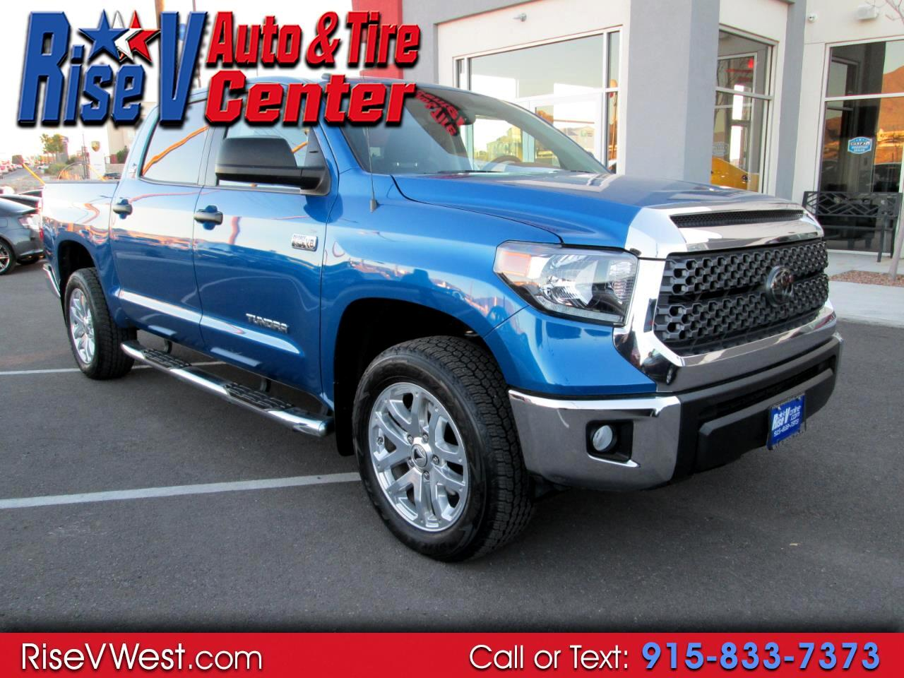 2018 Toyota Tundra 4WD 1794 Edition CrewMax 5.5' Bed 5.7L FFV (Natl)