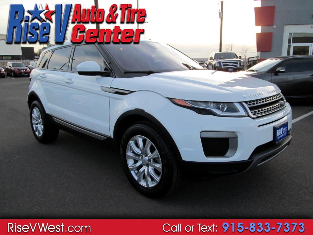 2017 Land Rover Range Rover Evoque 5 Door SE