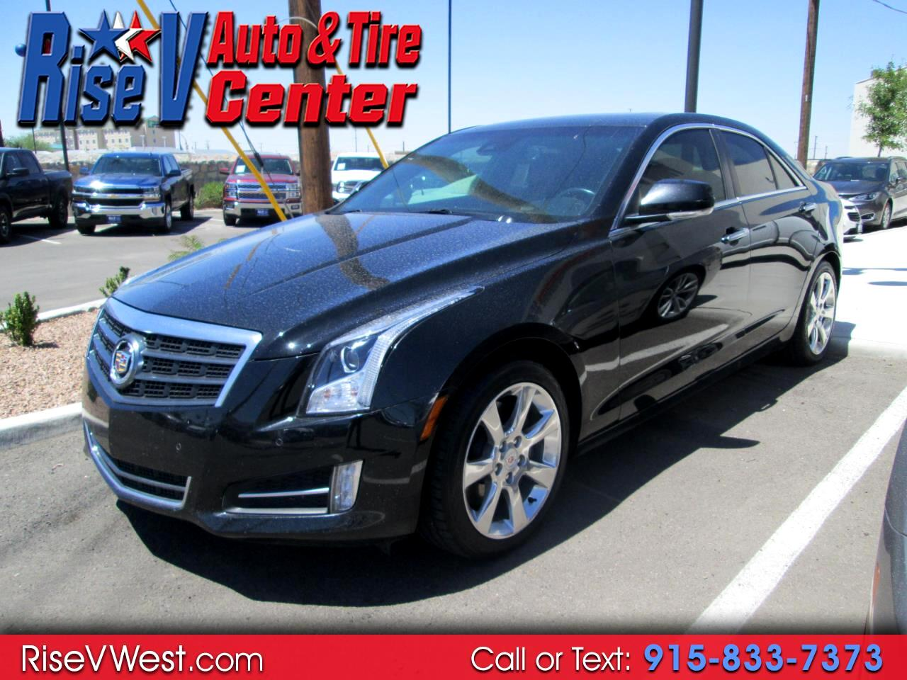 2013 Cadillac ATS 4dr Sdn 3.6L Performance RWD