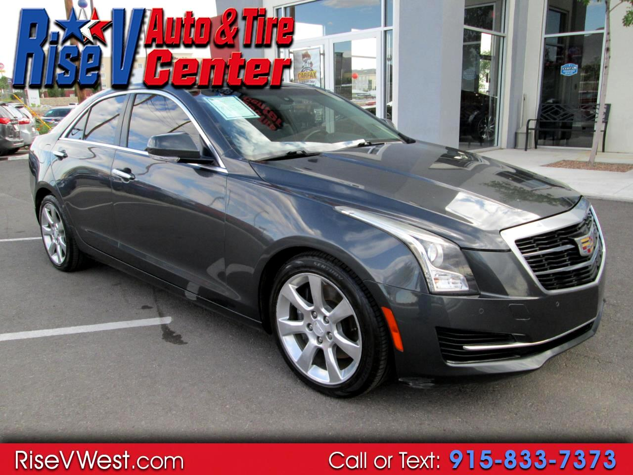 Cadillac ATS Sedan 4dr Sdn 3.6L Luxury RWD 2015