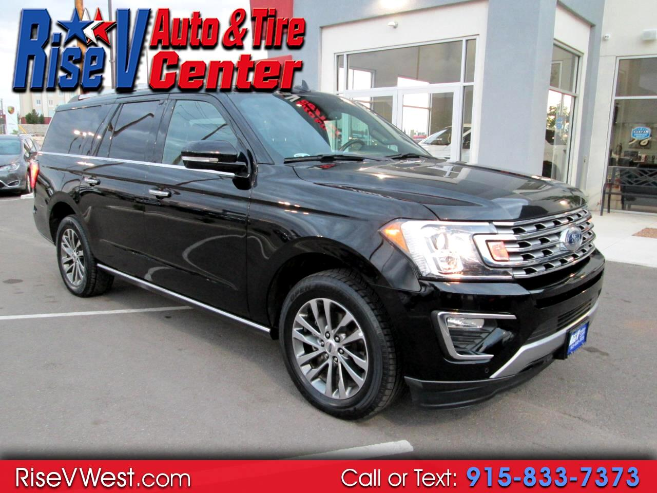 2018 Ford Expedition Max Max Limited 4x4