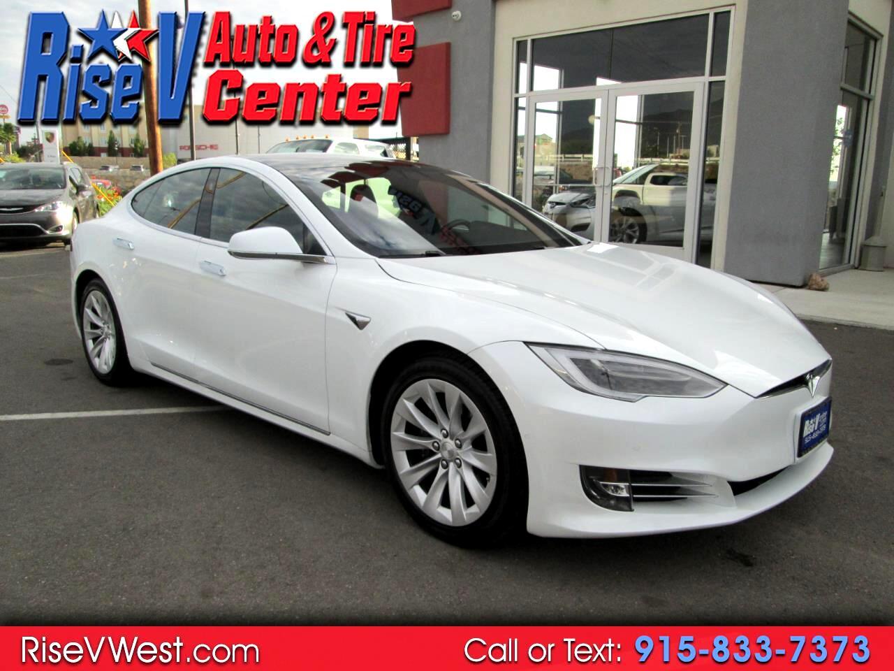 Used 2018 Tesla Model S 75d Awd For Sale In El Paso Tx 79932