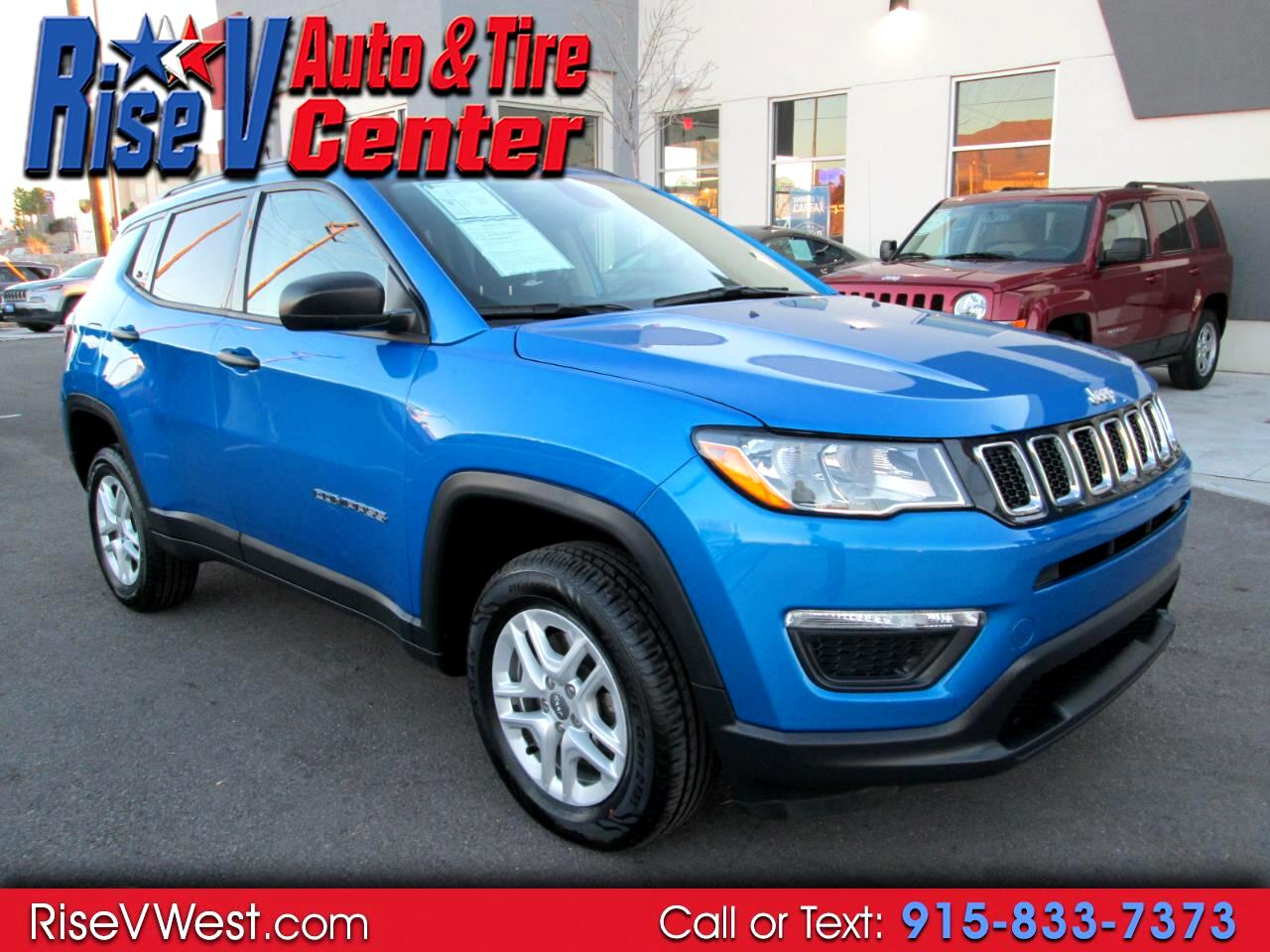 Jeep Compass Sport 4WD 2018