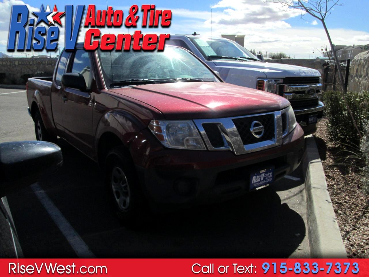 Nissan Frontier SV King Cab I4 5AT 2WD 2015