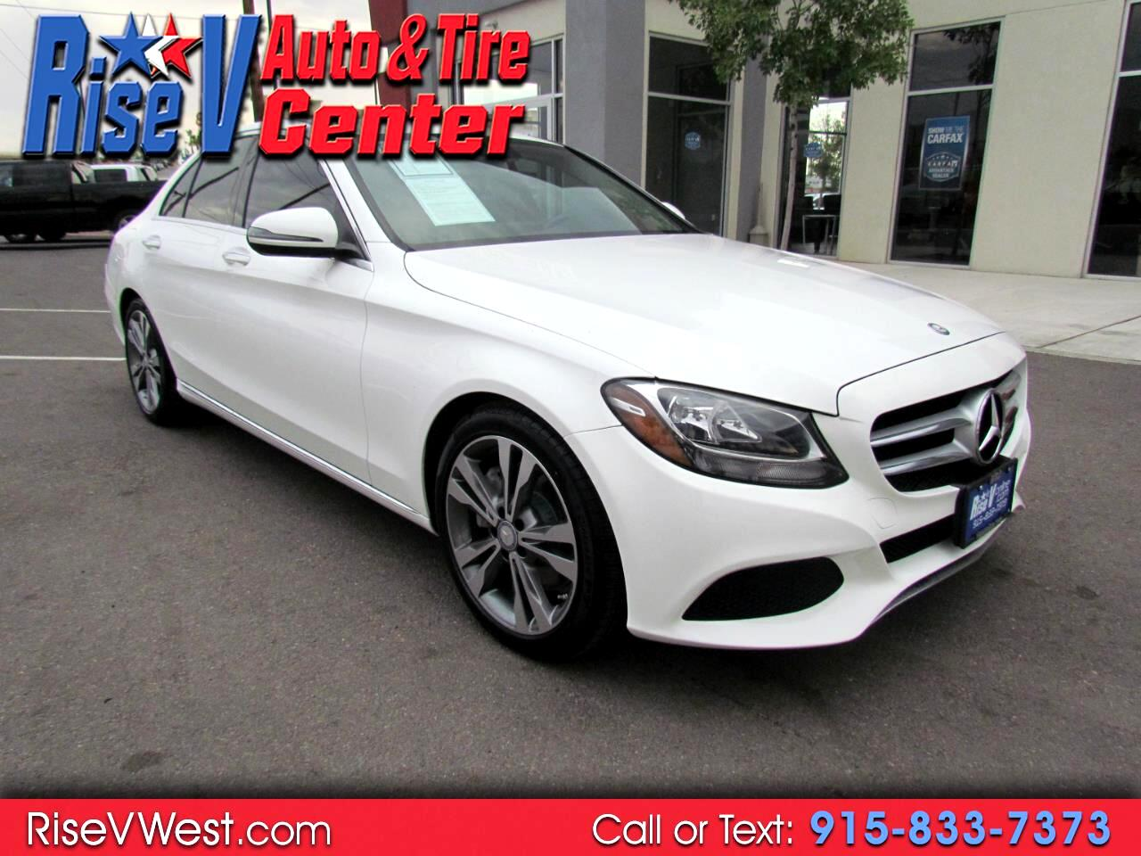 Mercedes-Benz C-Class C300 Sedan 2017