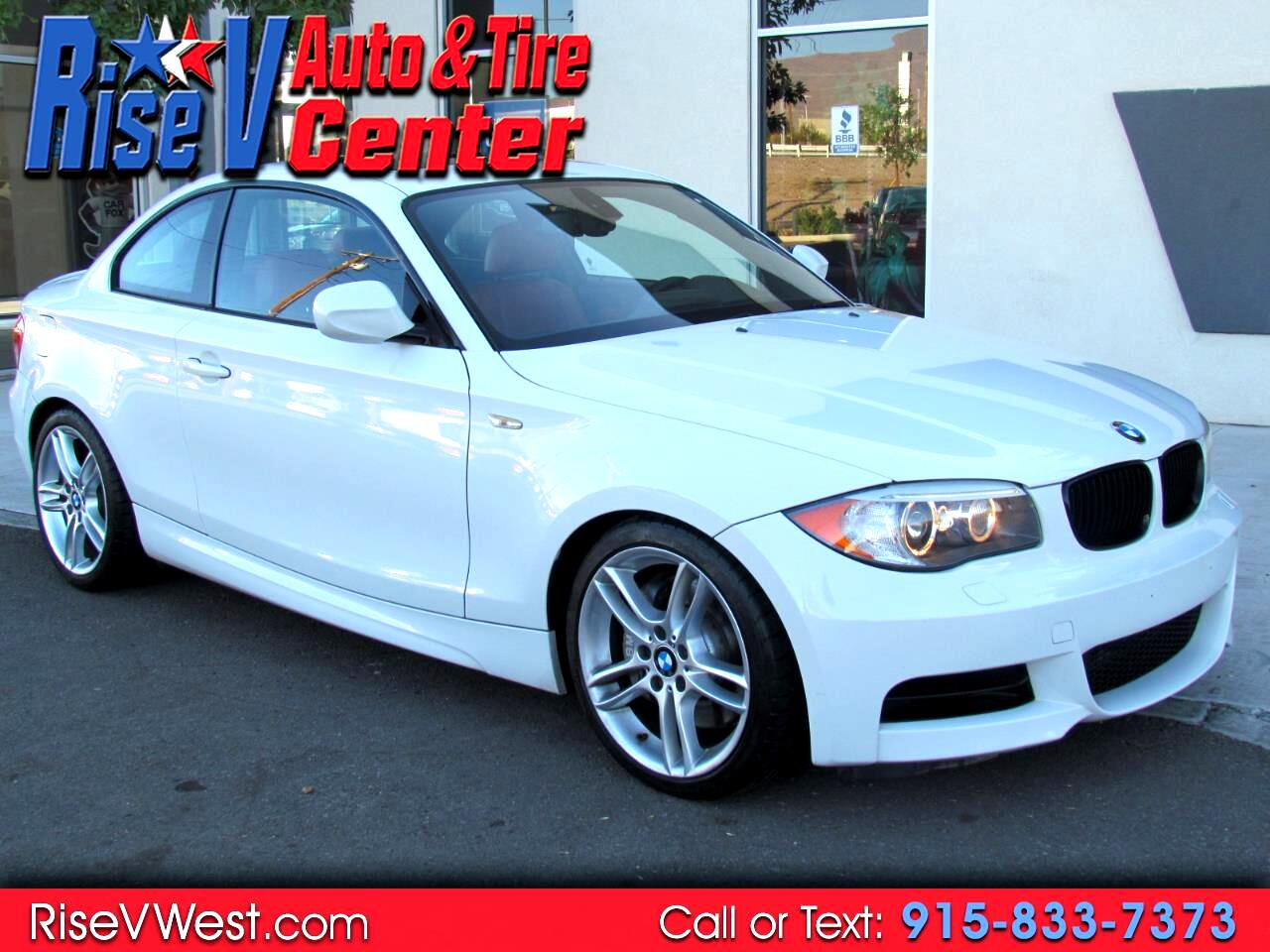 BMW 1-Series 135i Coupe 2013