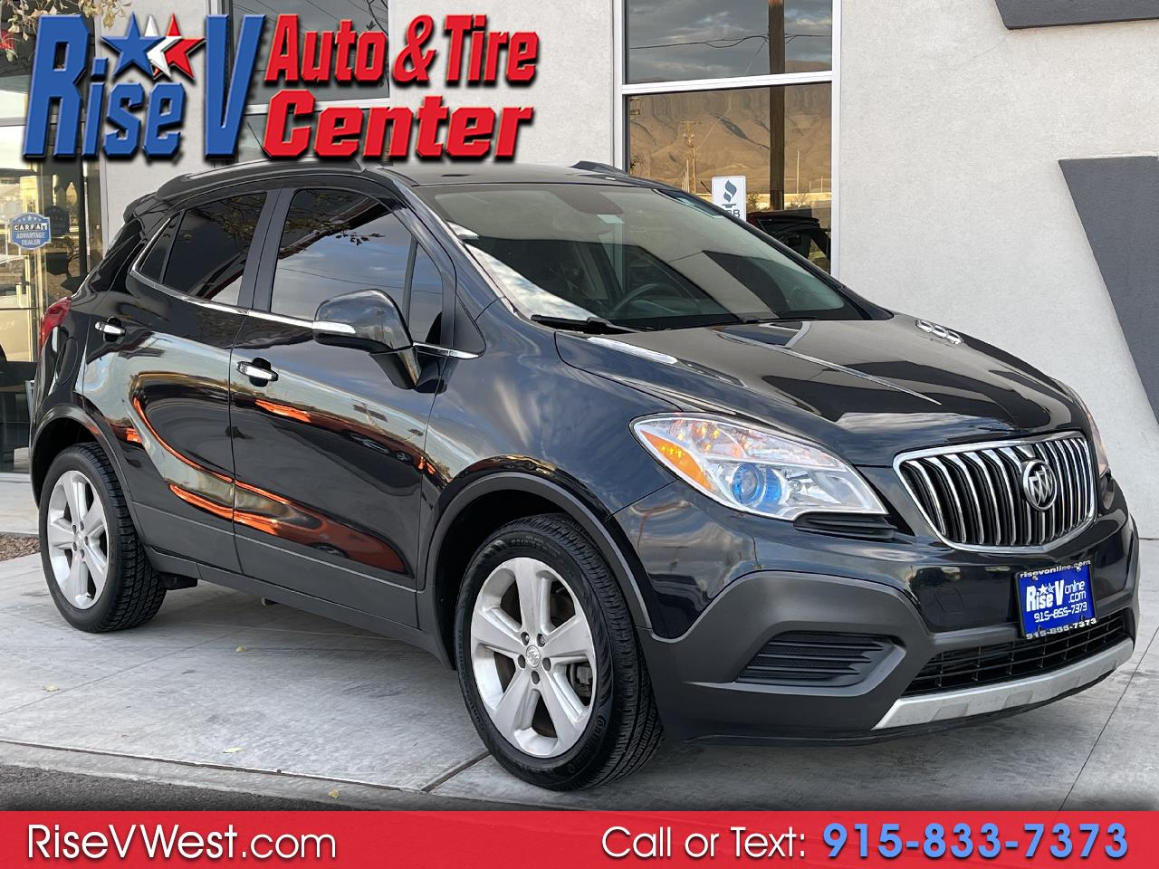 Buick Encore Base FWD 2015