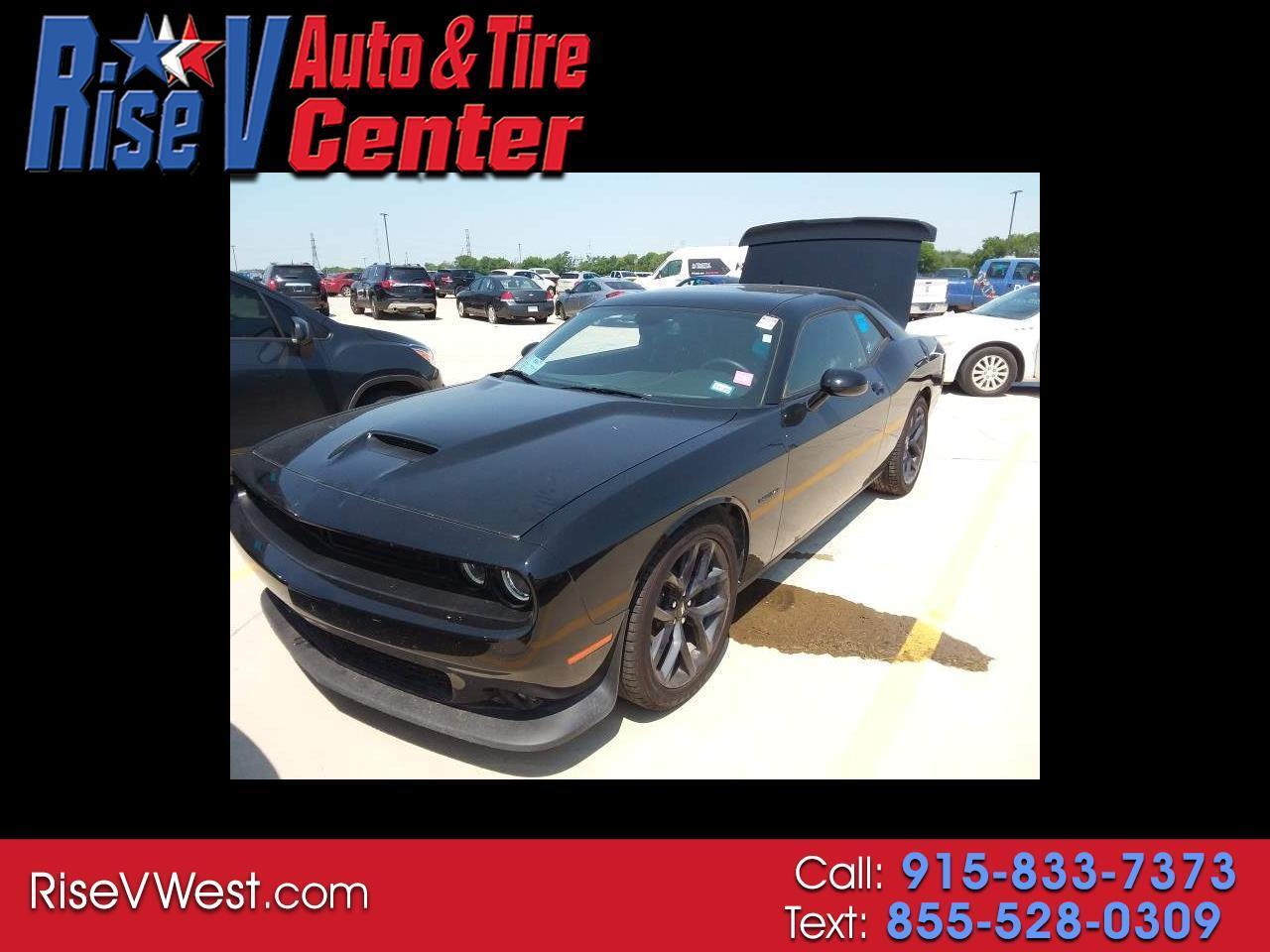 Dodge Challenger R/T Plus 2021
