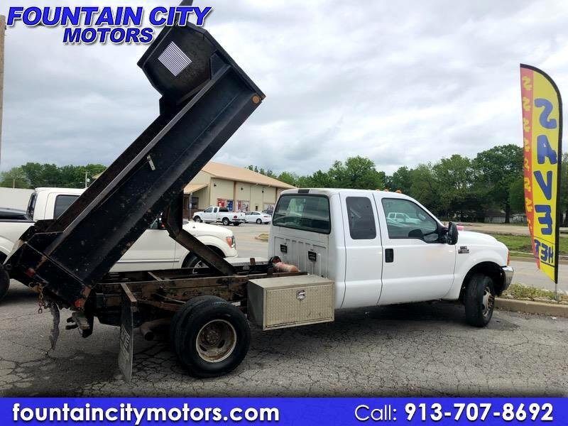 2001 Ford F-350 SD XL SuperCab 4WD