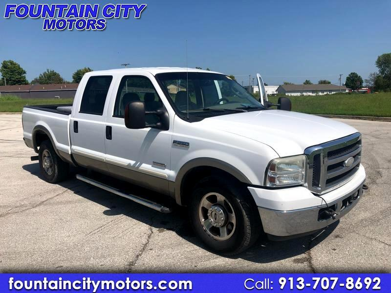 Ford F-250 SD Lariat SuperCab Short Bed 2WD 2005