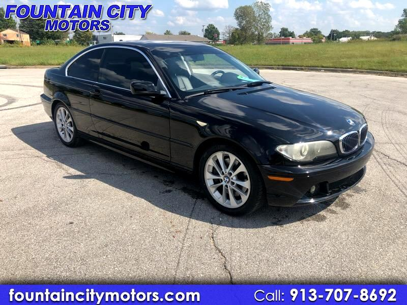 BMW 3-Series 330Ci coupe 2005