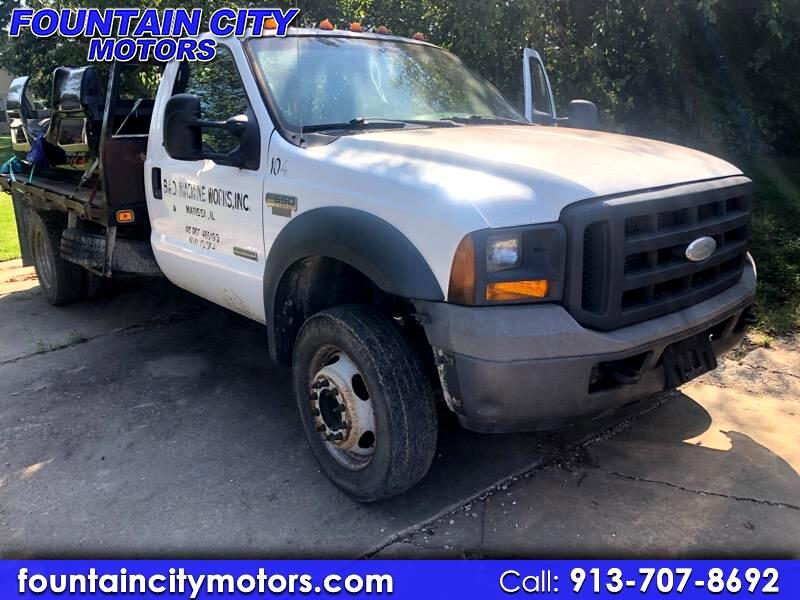 Ford F-550 Super Duty Crew Cab 2WD DRW 2005