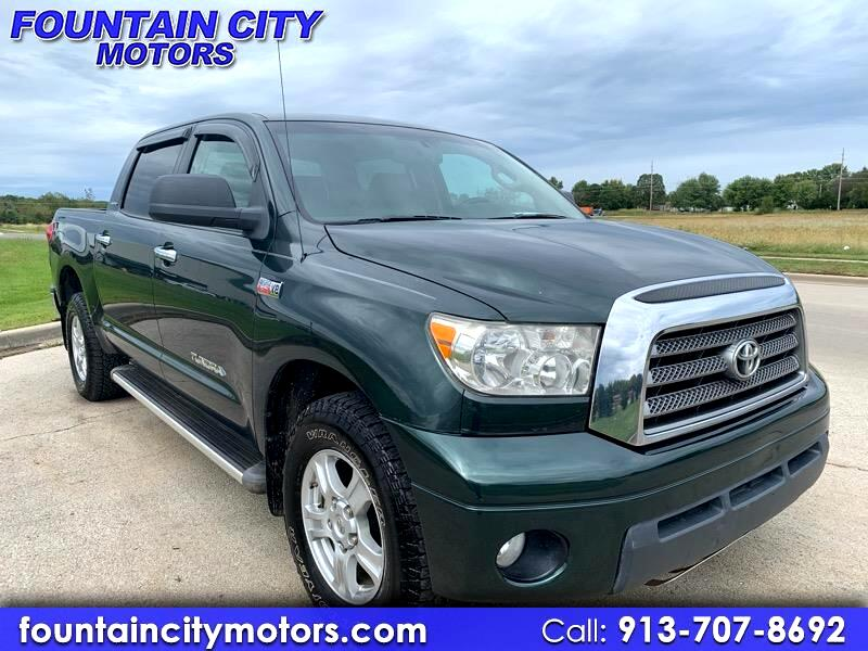 Toyota Tundra Limited CrewMax 6AT 4WD 2007