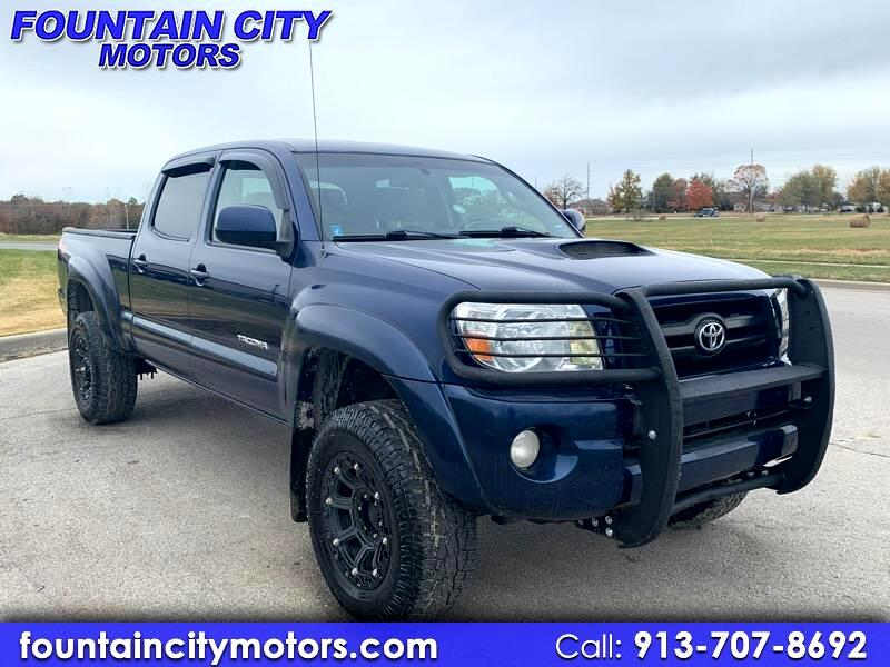 Toyota Tacoma Double Cab Long Bed V6 Auto 4WD 2008