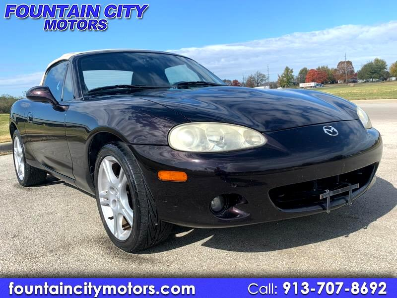 Mazda MX-5 Miata 2dr Conv LS 5-Spd Manual 2004