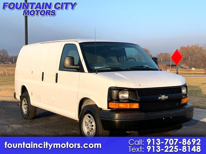 Chevrolet Express 3500 Cargo 2009