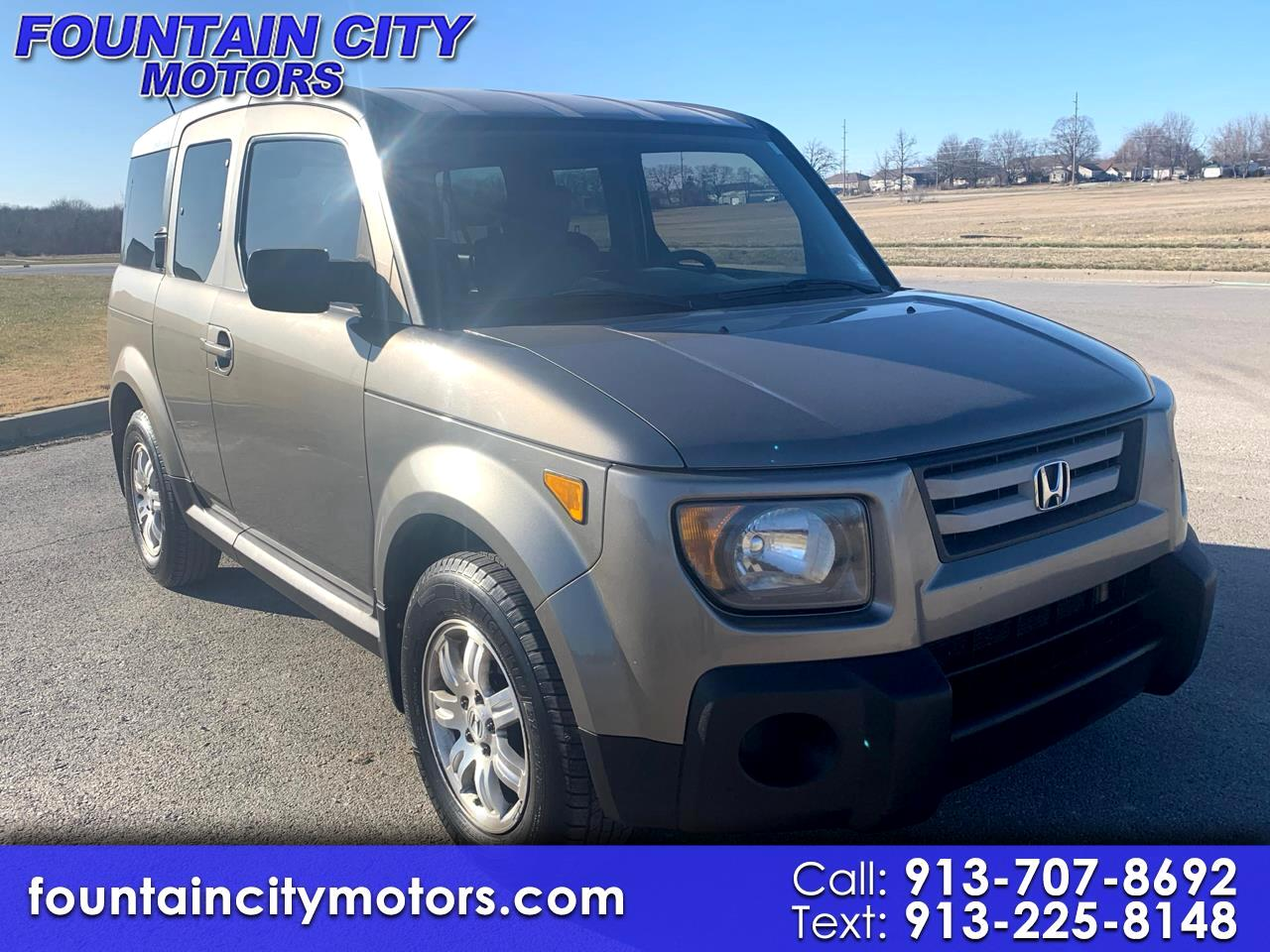Honda Element EX 2WD AT 2007