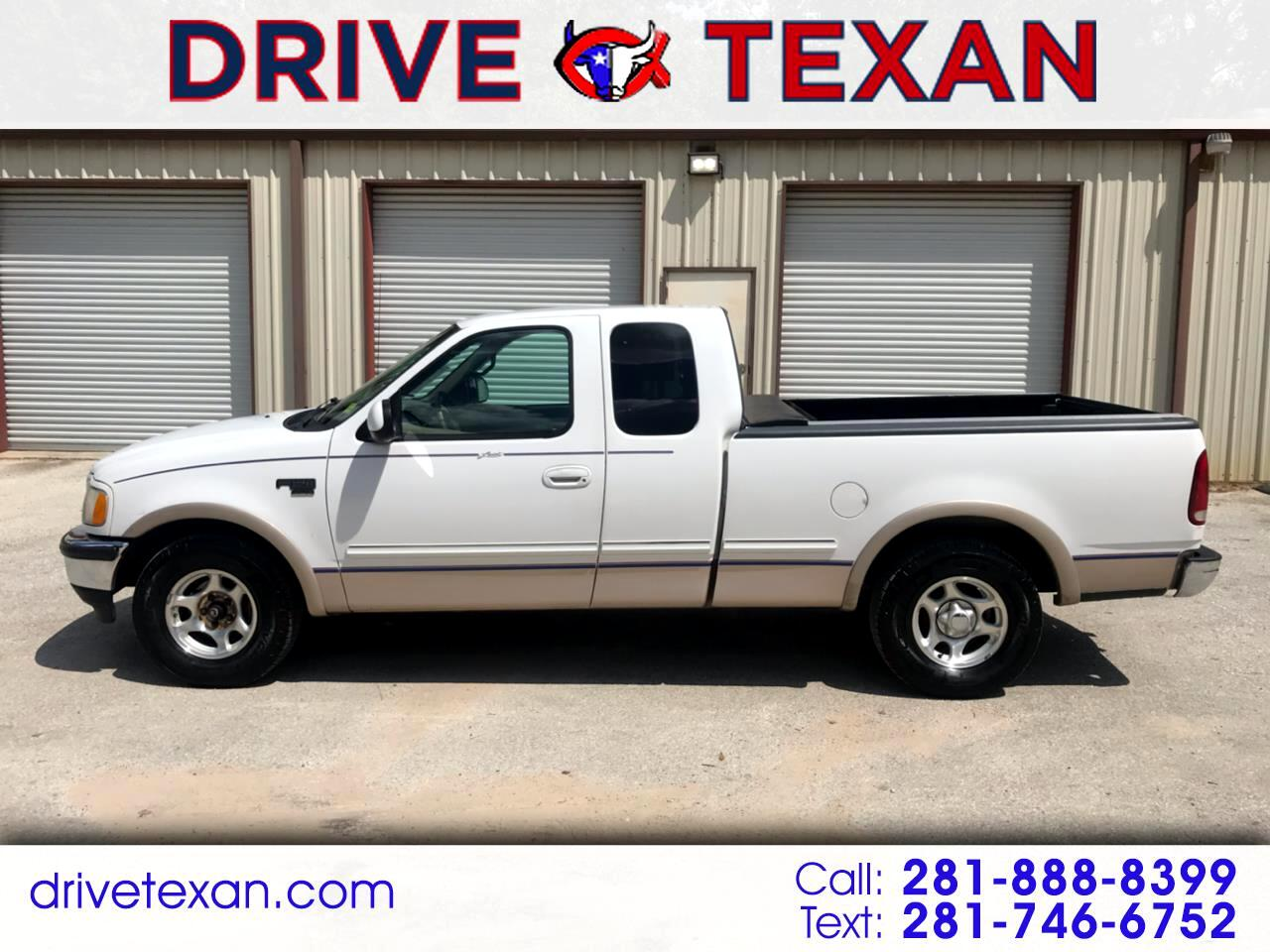 Ford F-150 Lariat SuperCab 2WD 1998