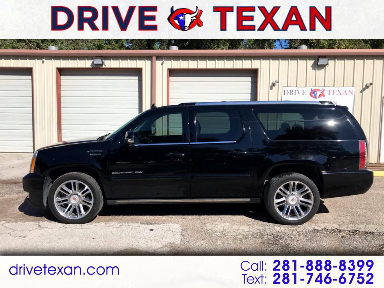 Cadillac Escalade ESV 2WD 4dr Luxury 2014