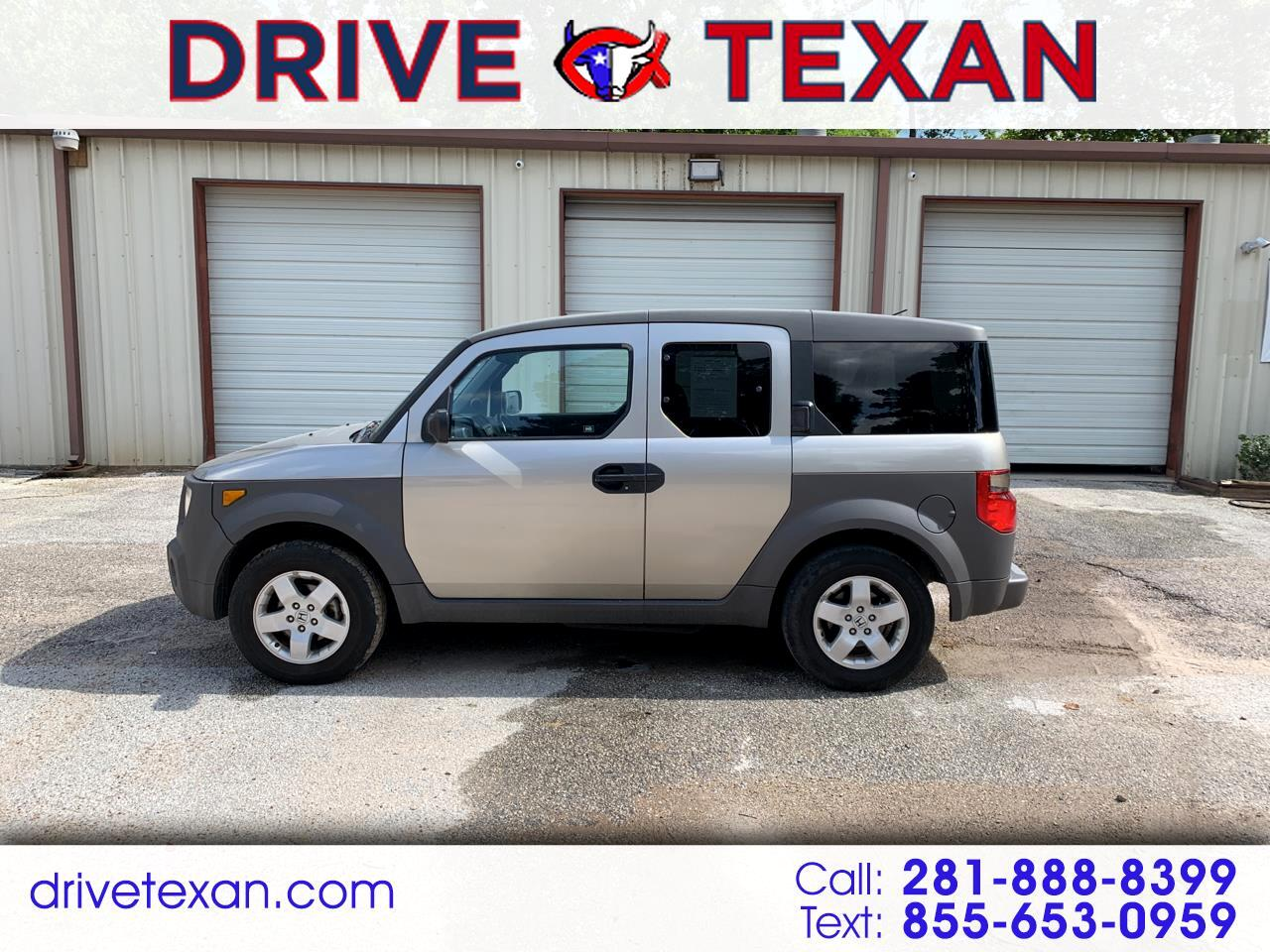 Honda Element 2WD EX Auto w/Side Airbags 2003